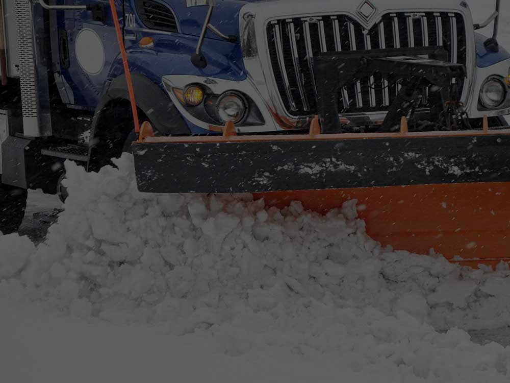 Lansing Commercial Snow Removal