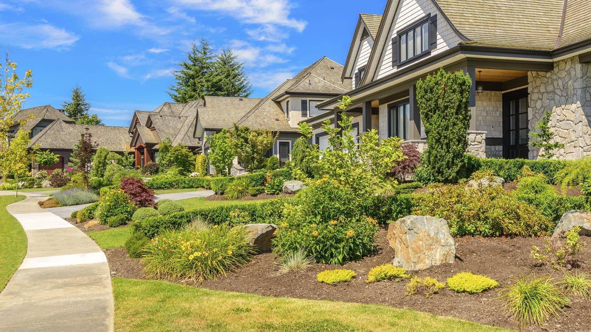 Cherry Oak Landscaping Lawn Care Services, Landscape Design and Landscaping Services slide 2